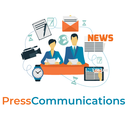 Press Communications graphic