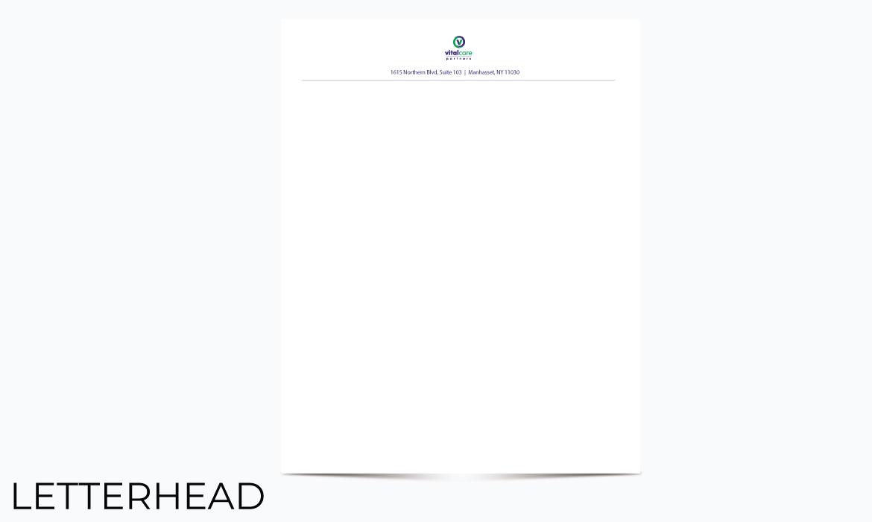 Gazelle Strategic Partners letterhead creation