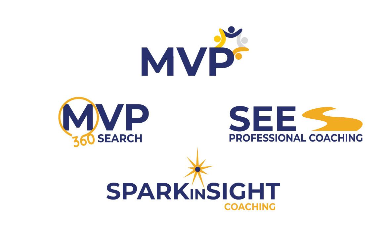 MVP Logo Design