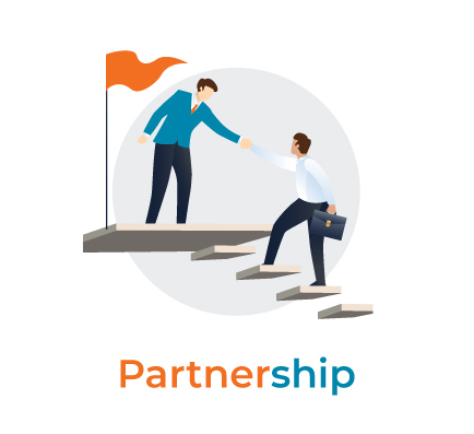 Gazelle Strategic Partners partnership logo
