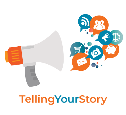 Telling Your Story logo
